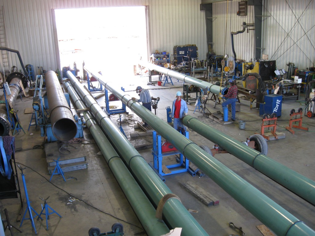 pipeline capabilities