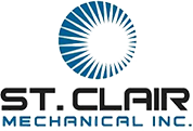 St. Clair Mechanical Inc. Logo